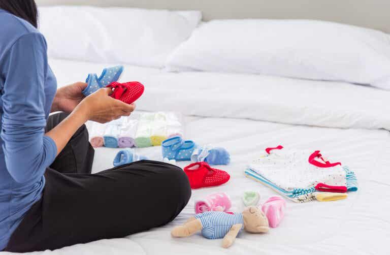 Tiendas online para comprar ropa a tu bebé