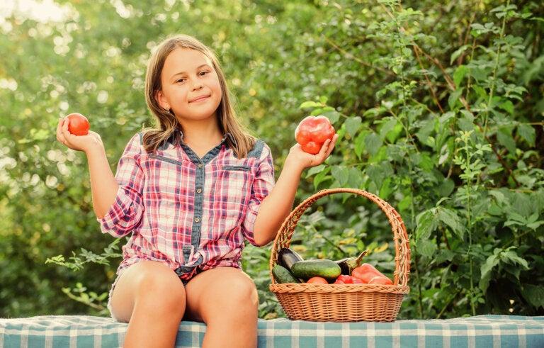 Beneficios de que los niños vean programas de cocina con alimentos saludables