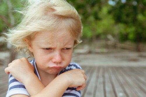 ¿Por qué recurren los niños a la manipulación emocional?