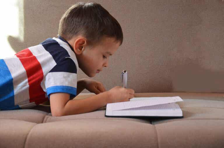 6 claves para crear un diario de emociones con niños