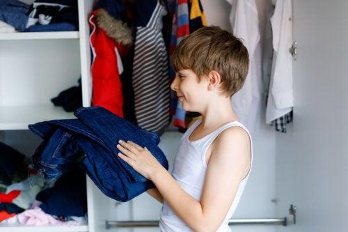 El equilibrio entre orden y creatividad, imprescindible para criar niños sanos