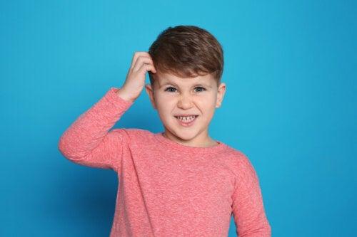 Niños con caspa: trucos y recomendaciones