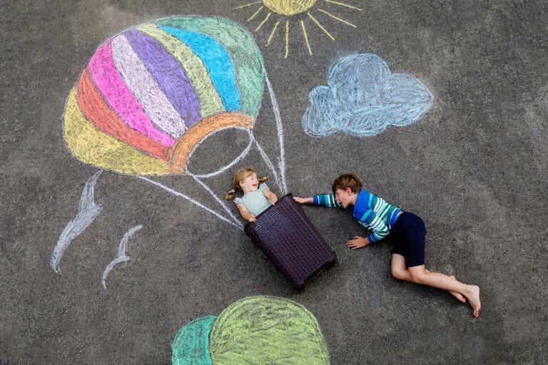 3 dinámicas de creatividad para niños