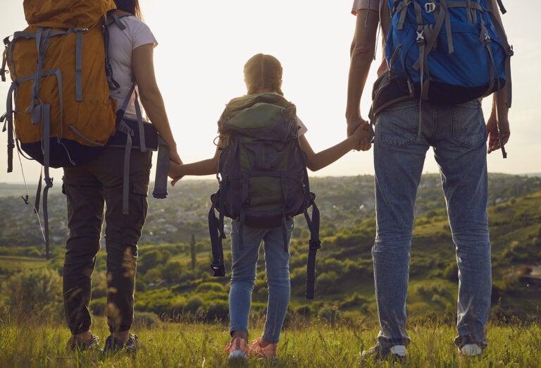 5 rutas fáciles de senderismo para hacer con niños