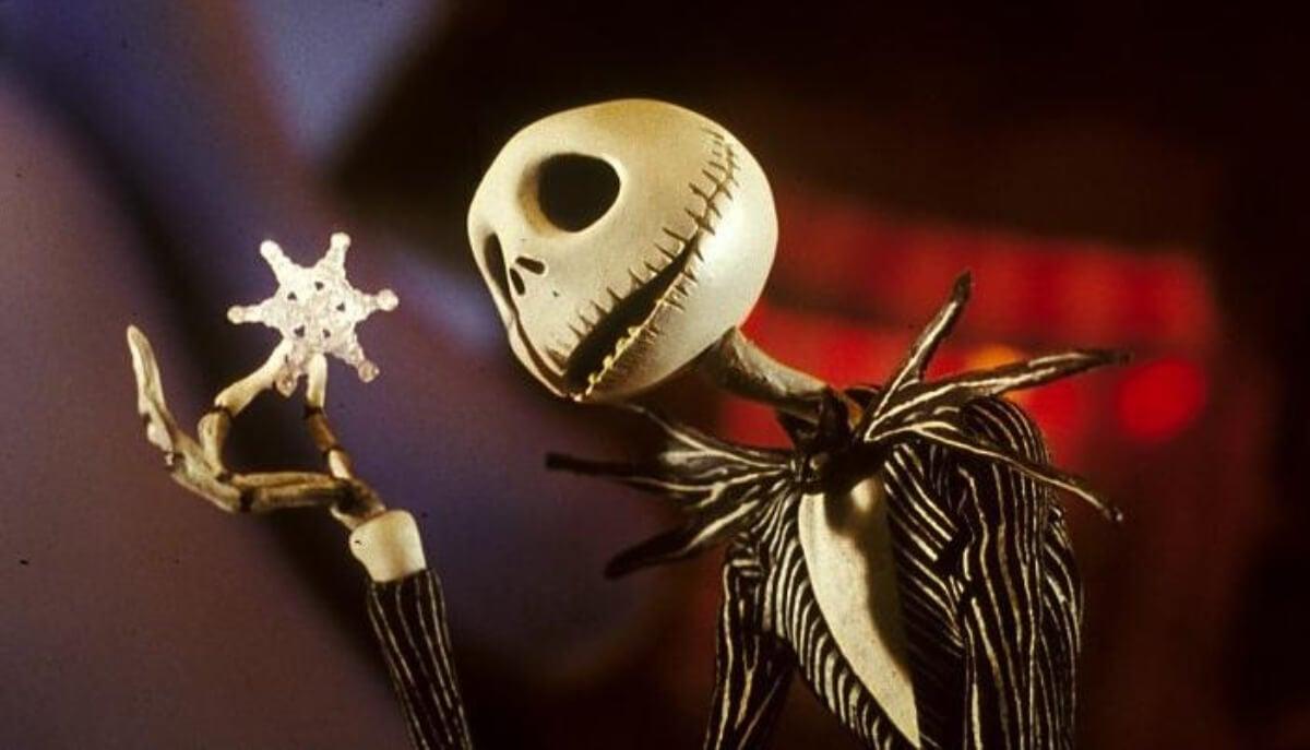 Pesadilla antes de Navidad.