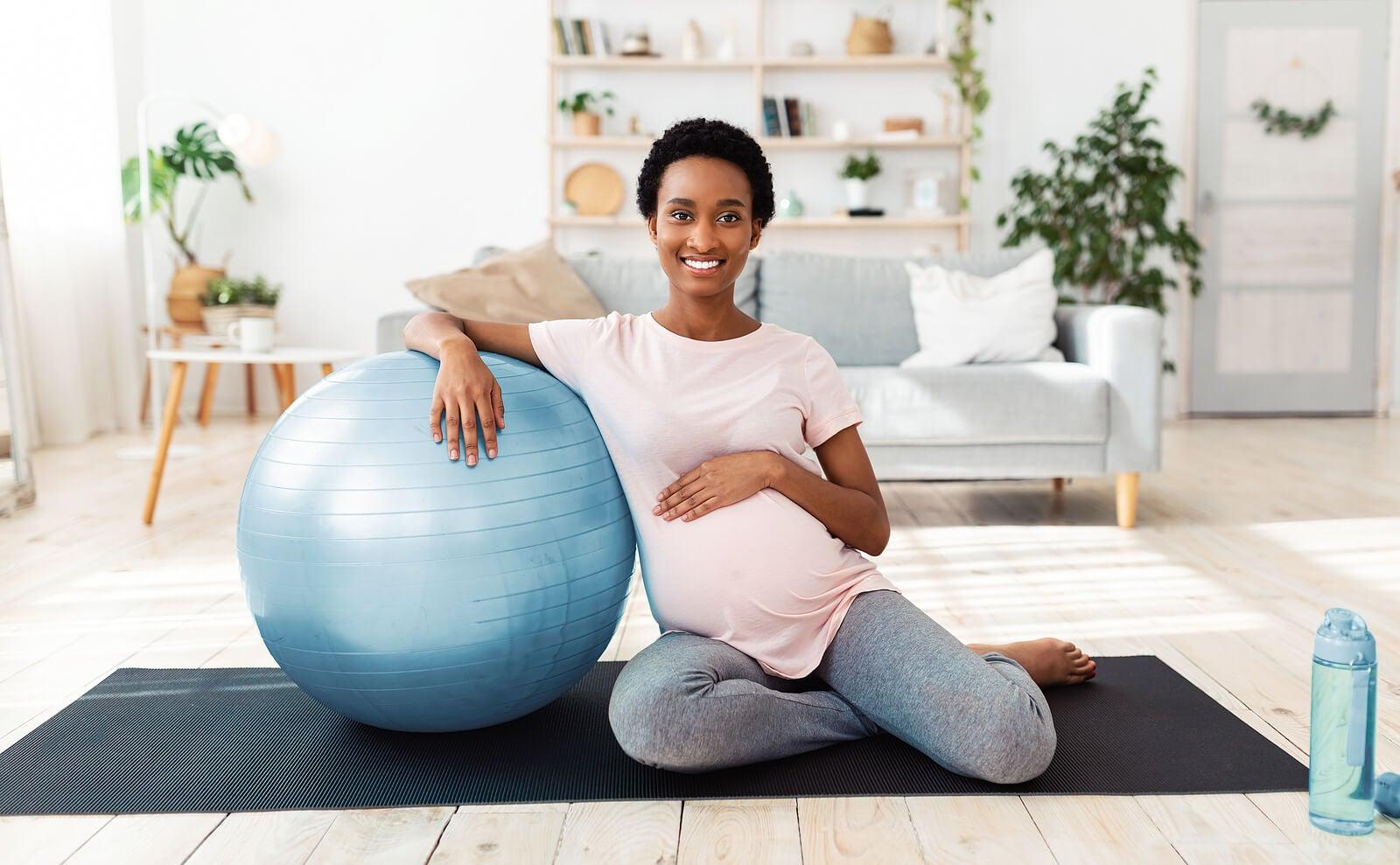 Ejercicio prenatal: ¿puedo entrenar si estoy embarazada?