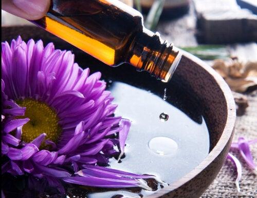 10 beneficios de los aceites esenciales para bebés y niños