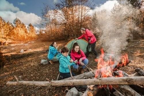 7 consejos para una escapada rural con niños