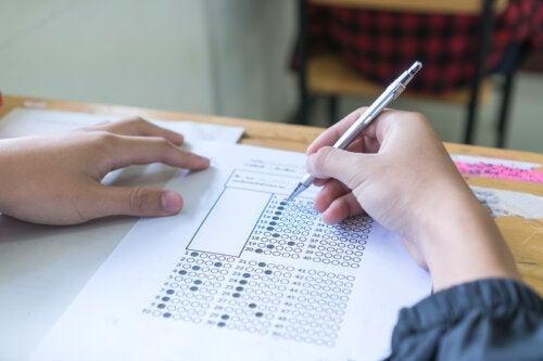 5 claves para superar un examen tipo test
