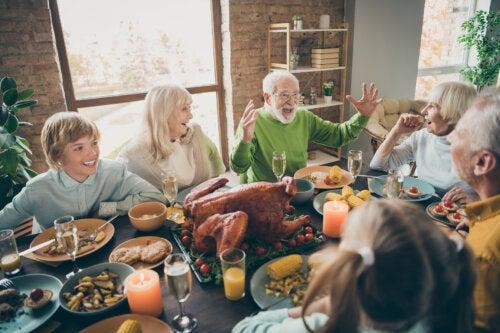9 claves para sobrevivir a las reuniones familiares