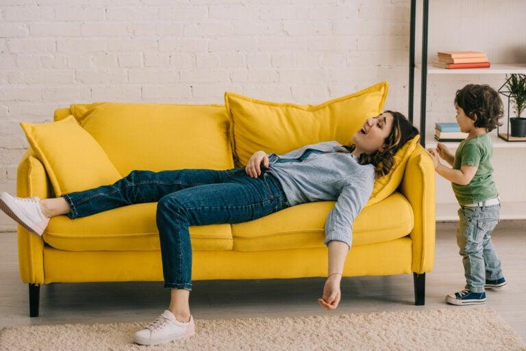 Burnout parental: ¿qué es y cómo afrontarlo?