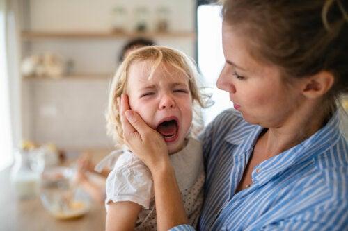 Calmar las rabietas de los niños según Montessori