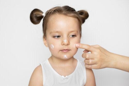 Cosmética natural y ecológica para niños y bebés