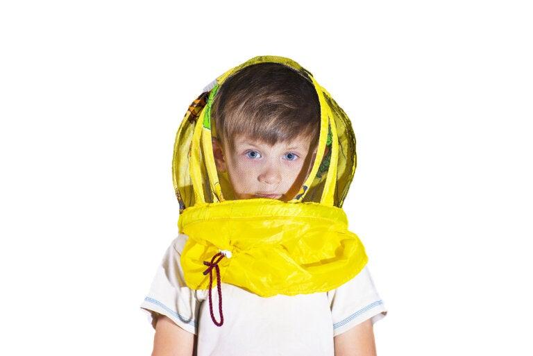 Mi hijo tiene miedo a las abejas ¿qué hago?