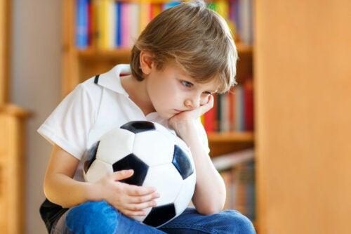 La negatividad en los niños: ¿cómo detectarla y combatirla?