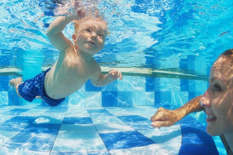 Pautas de actividad física para niños menores de 5 años