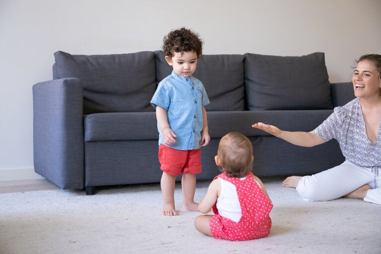 El lenguaje entre 1-2 años de edad