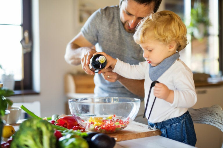 Cómo planificar cenas saludables según el menú escolar