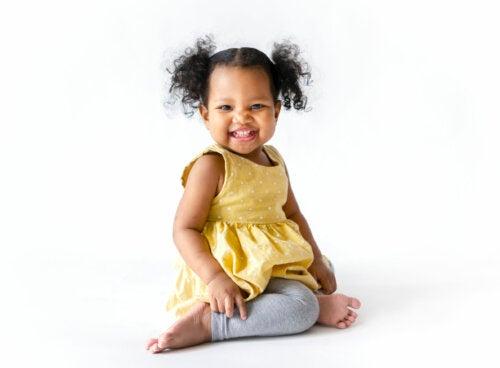 El orden en los primeros años de vida del niño