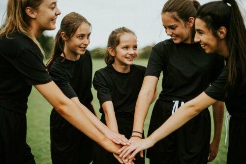 Cómo enseñar a los niños la importancia de la deportividad