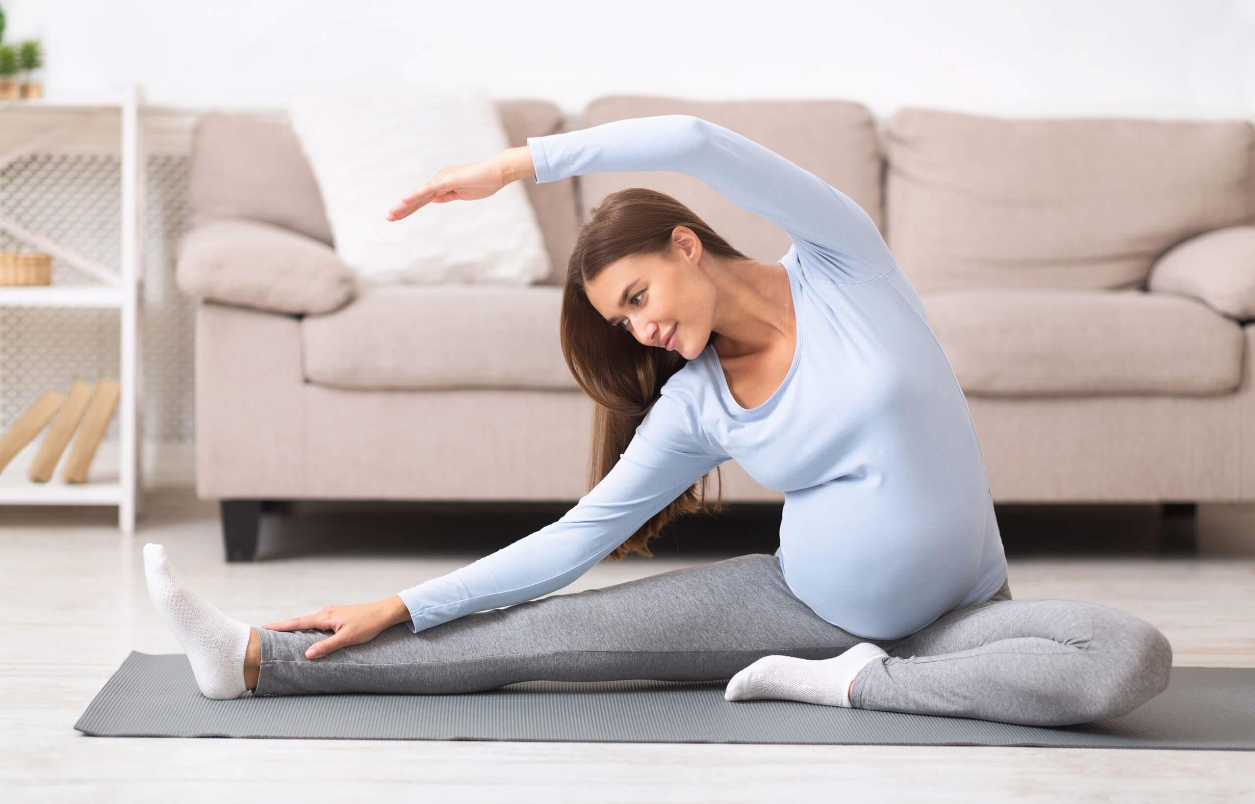 En la semana 31 pueden realizarse algunos ejercicios.