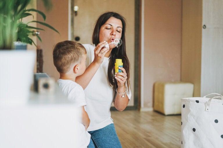 Ideas para aumentar la actividad física de los niños en casa