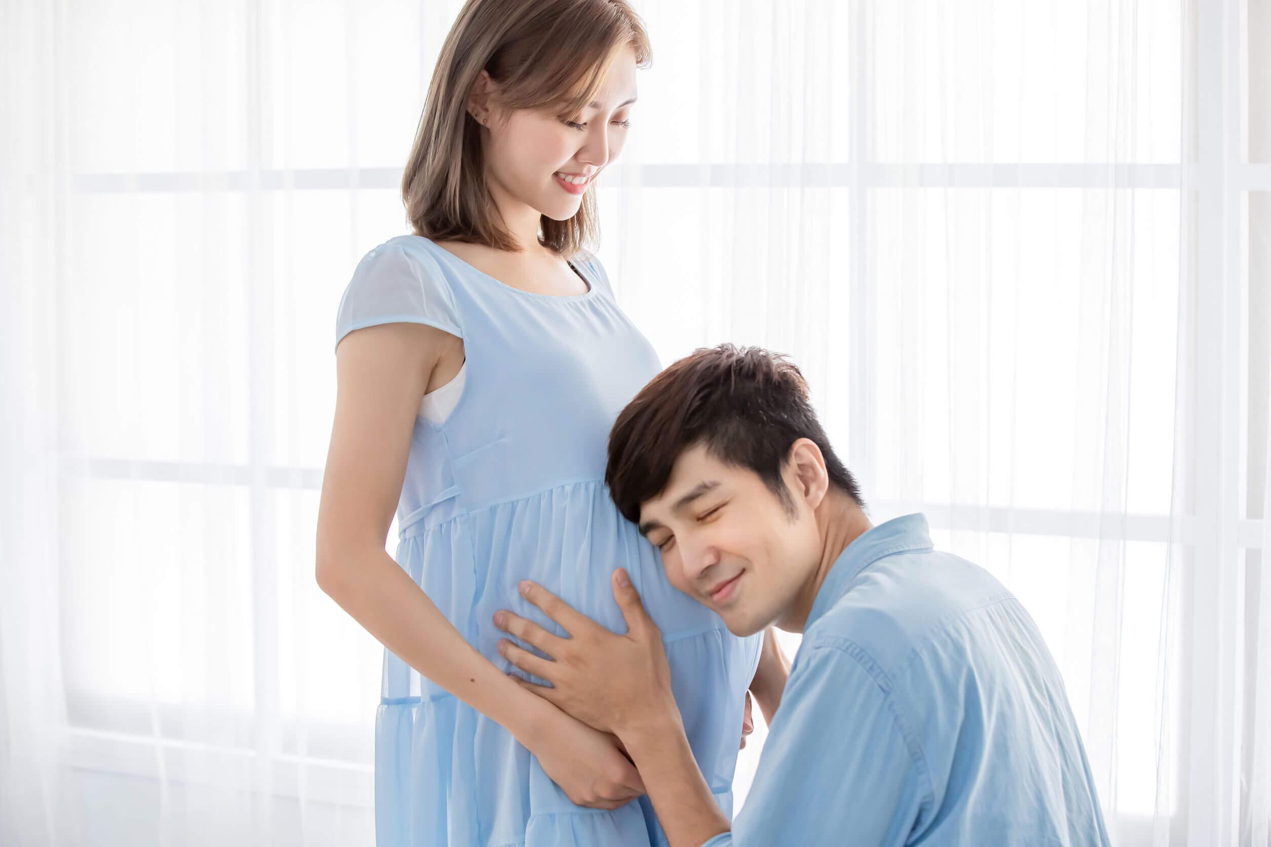 Semana 32 del embarazo