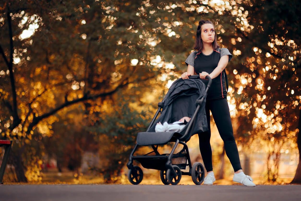 Ideas para hacer ejercicio con tu bebé después del parto