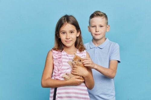 4 juegos para niños y mascotas
