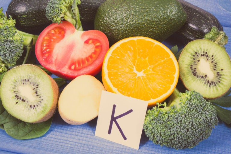 La vitamina K en el embarazo