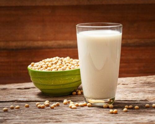 Leche de soja para niños: todo lo que debes saber
