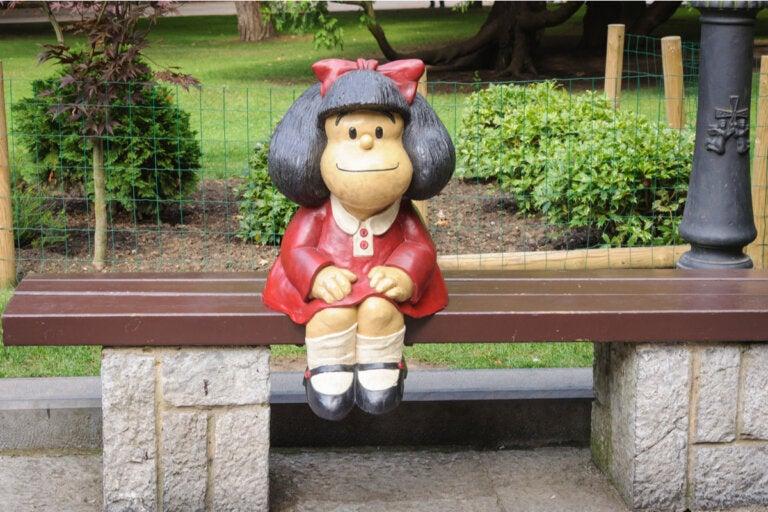 6 frases de Mafalda para educar en igualdad