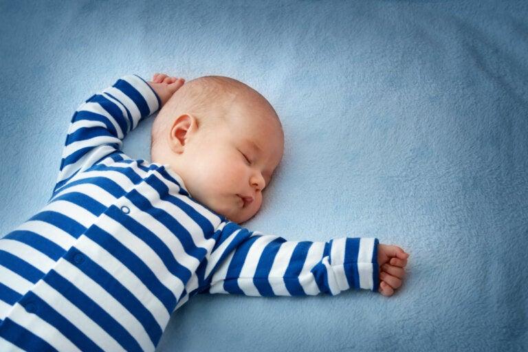 Regresiones del sueño: qué son y cómo afectan a los bebés