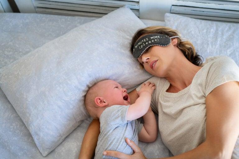 4 claves para ayudar a tu bebé a dormir por las noches