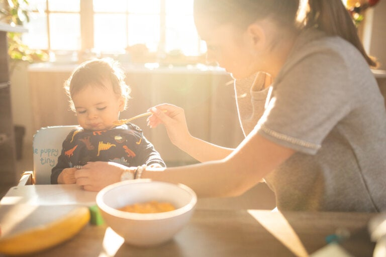 Menú para bebés de 12 meses: llegan los nuevos sabores