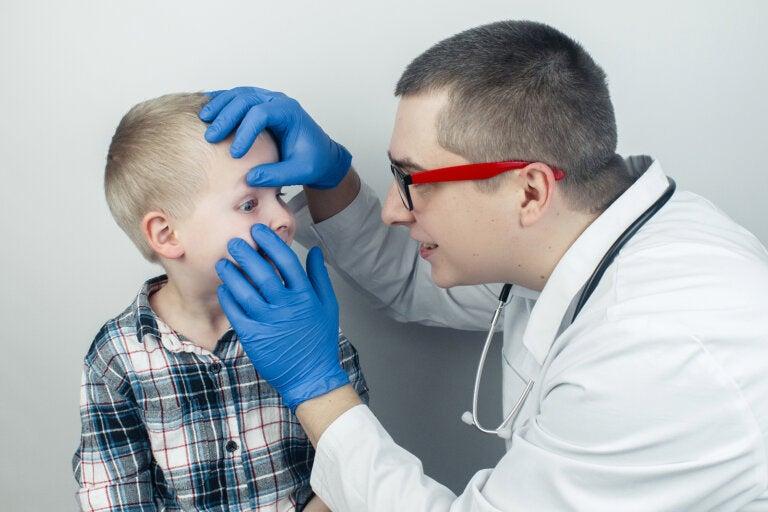 5 enfermedades infantiles comunes causadas por bacterias