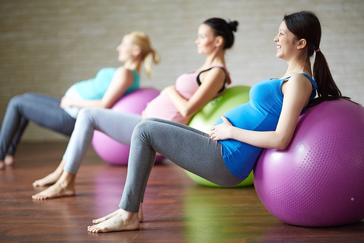 Deporte en el embarazo: qué tener en cuenta