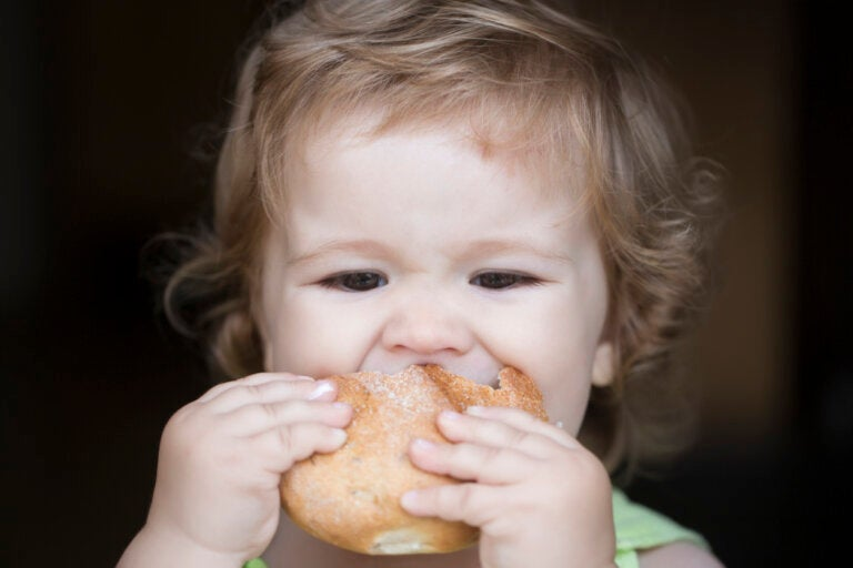 Beneficios del pan para los niños