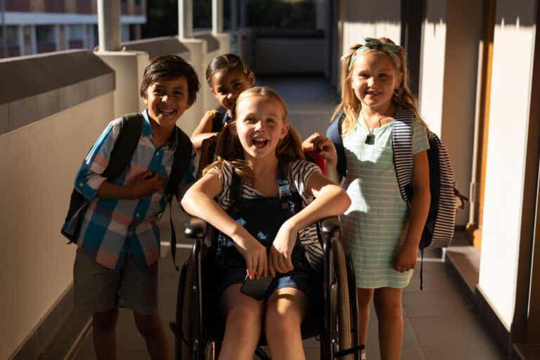 Cómo hablar a tu hijo sobre la discapacidad