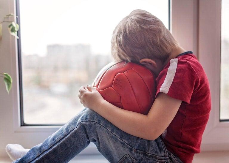 Niños con baja tolerancia a la frustración en el deporte, ¿qué hacer?