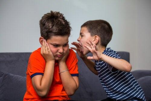 Agresividad en niños pequeños: ¿cómo actuar?