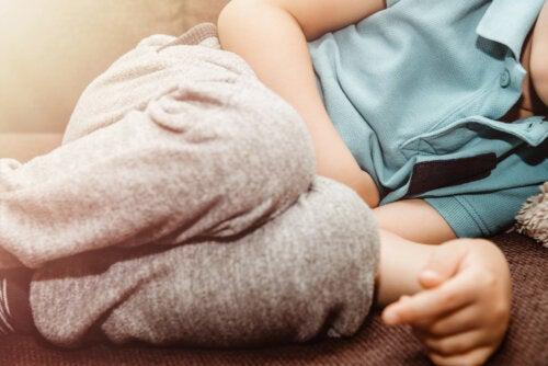 Enfermedades del aparato digestivo en los niños