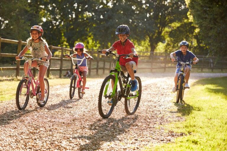 Los 4 mejores deportes para niños con TDAH
