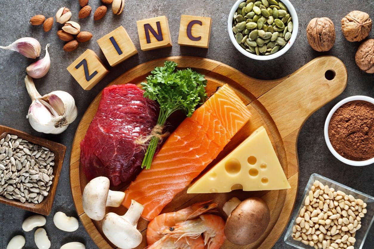 Lo que debes saber del zinc y la dieta de los niños