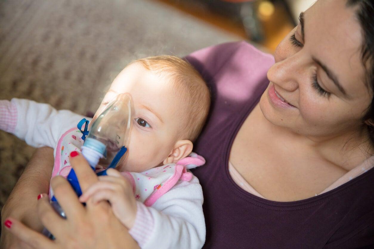 Fisioterapia respiratoria para bebés: beneficios y cuándo está indicada