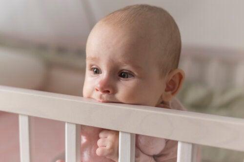 ¿La dentición afecta al sueño de los niños?