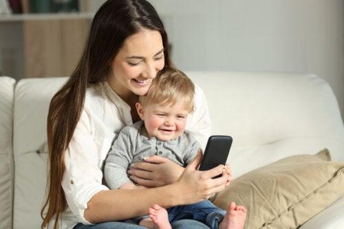 4 apps para controlar el crecimiento de tu bebé