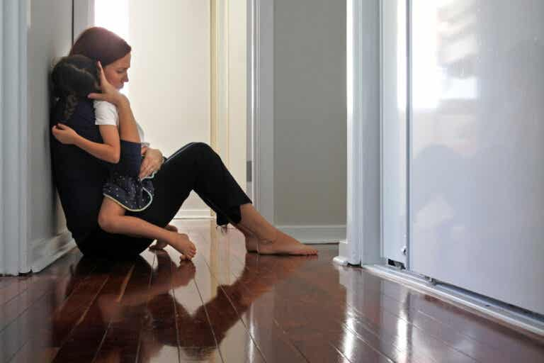 Cómo afecta la depresión de los padres a los hijos