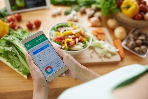 4 apps de nutrición infantil para padres y niños