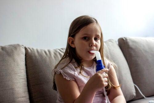 4 beneficios de la fisioterapia respiratoria en bebés y niños